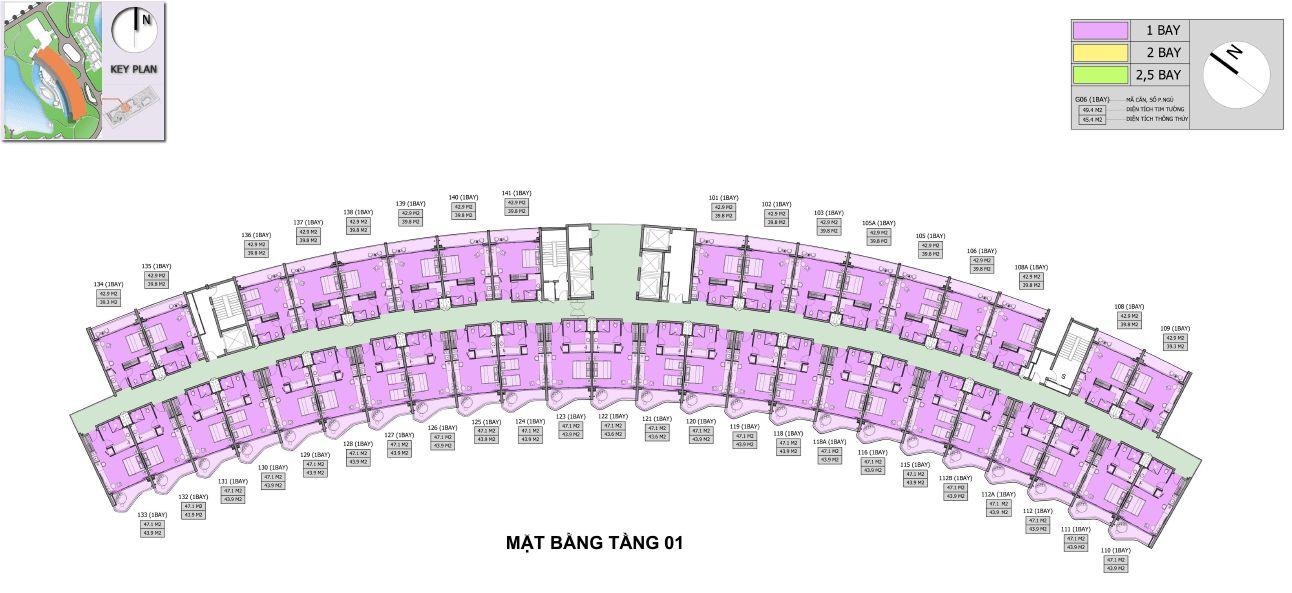 mat-bang-tang-1-condotel-movenpick-phu-quoc movenpick waverly phu quoc Movenpick Waverly Phu Quoc mat bang tang 1 condotel movenpick phu quoc